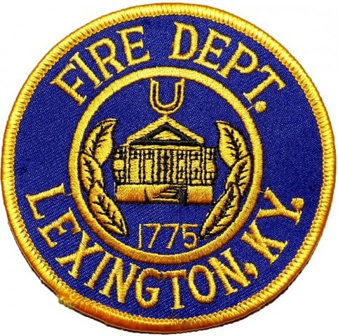 FIRE DEPARTMENT LEXINGTON