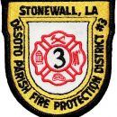 DESOTO PARISH FIRE PROTECTION DISTRICT 3 STONEWALL