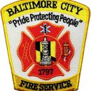 FIRE DEPARTMENT BALTIMORE CITY