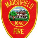 FIRE DEPARTMENT MARSHFIELD