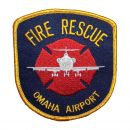 fire rescue Omaha Airport