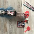 monster high lutka ghoulia