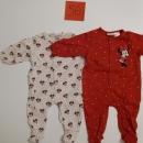 2x pižama miki miška cena: 8€