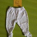 Hlače s stopalkami Št: 62 cena: 1,5€