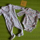 GAP pižama in bodi št:3-6 mesecev