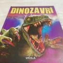 Knjiga o dinozavrih