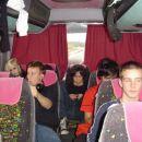 zadnji del avtobusa