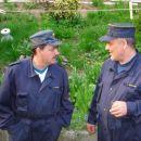 Pogovor podpoveljnika in vodnika .....