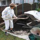 Janja in kompost