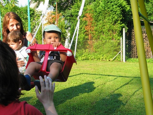 Srečanje pri Sandi - 22.7.06 - foto povečava