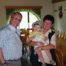 Stric Franc in babica