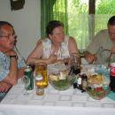 Stric Franc, teta Marija in stric Robi