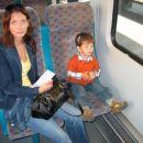 Vlak. Prva vožnja v maju 2007