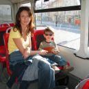 Moja prva vožnja z avtobusom, maj 2007.