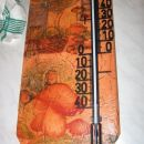 termometer za gobarja , servietba tehnika na bobrovec