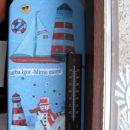 termometer na bobrovec za mornarja