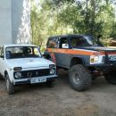 Nissan Patrol GR Y60 Orange Trophy
