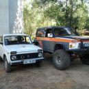Nissan Patrol GR Y60 Orange Trophy