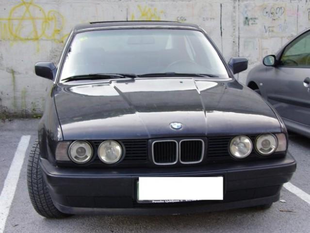 BMW e34 520i - foto