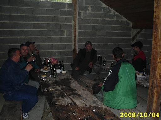 OTVORENJE LOVA 4.10.2008 - foto