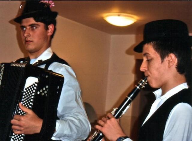 Glasbeni nastopi Aleksa in Davida - foto