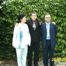 David s staršema Jožetom in Nives.
