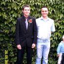 David z bratrancem Benjaminom.