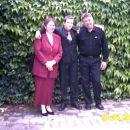 Marinka in Boris Kosi z Davidom.