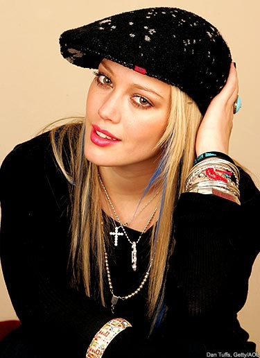 Hilary Duff - foto povečava