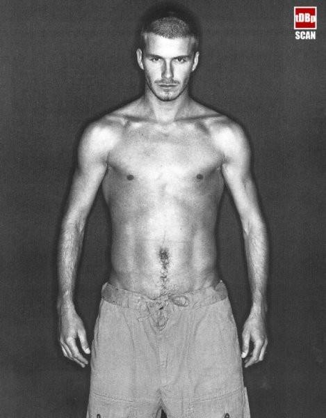 David Beckham - foto