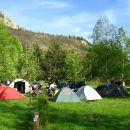Kamp v l'argentiere la Besse