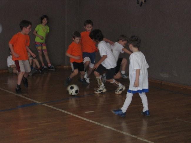 Rad igram nogomet - foto povečava