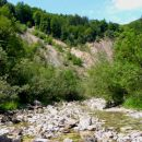 Jaspis - zgornji tok Idrijce