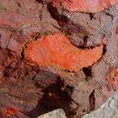 Jaspis, hematit - Idrijsko (detail)