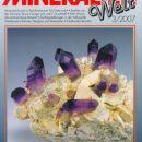 Mineralien Welt