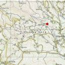 Okoška gora - zemljevid