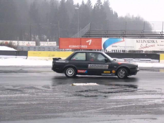 Logatec drift 26.12.2007 - foto