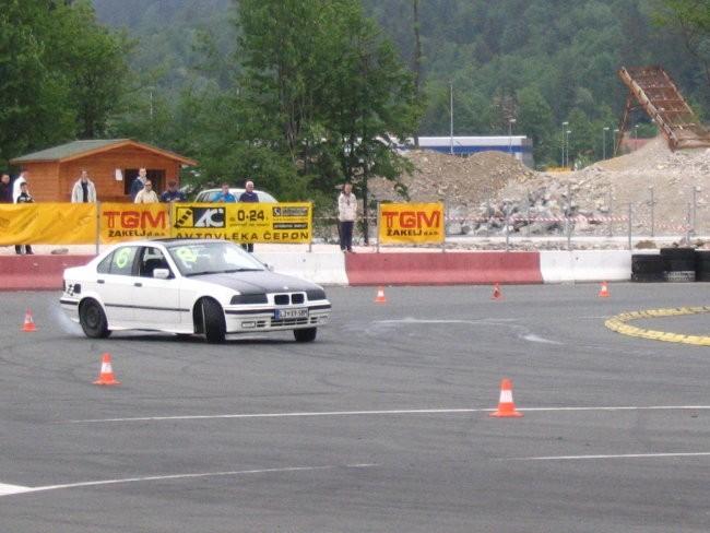 Drift Chalenge LOGATEC - 20.5.06 - foto povečava