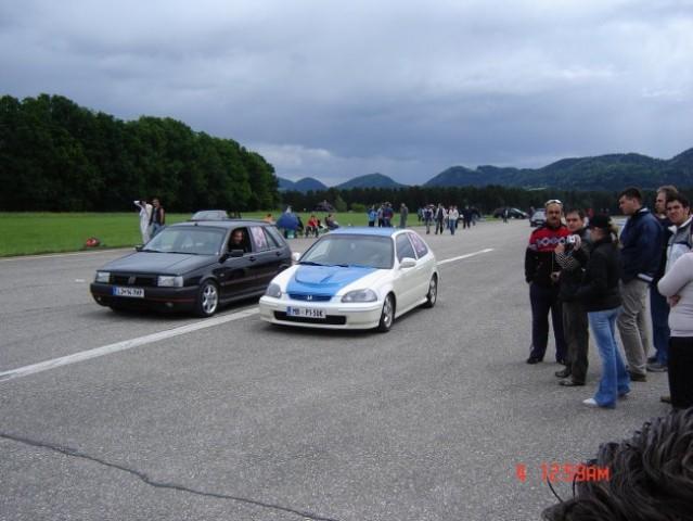 Drag race SG - foto