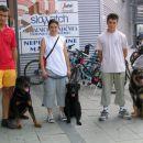 Izpiti A   ,B-BH  poligon Koper 26.06.2005