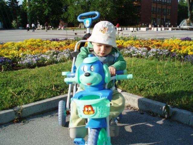 Na kolesu je lepo,ija-ija-ooo