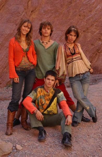 Erreway - 4 caminos [la pelicula] - foto povečava