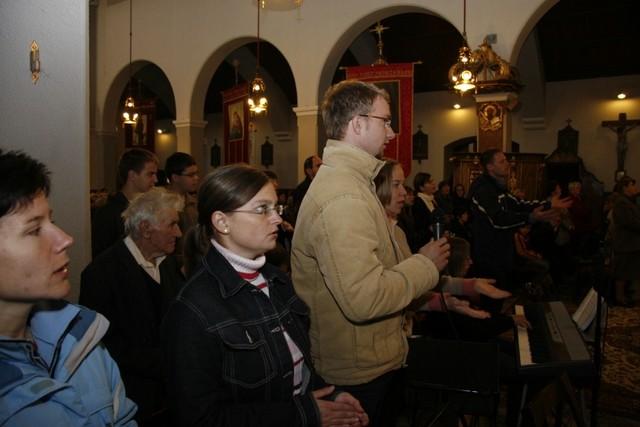 Jezusva straža v Turnišču 25-26.10 08 - foto