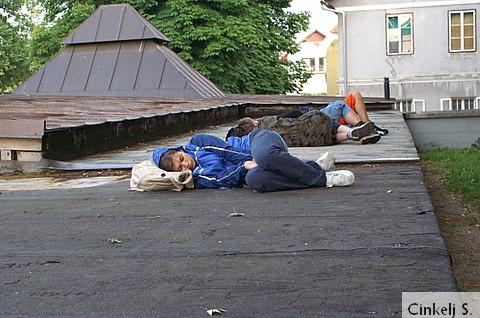 Romanje LJ Šentvid-Brezje 23-24.6.06 - foto