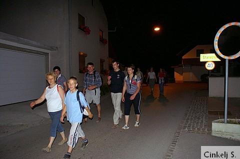 Romanje LJ Šentvid-Brezje 23-24.6.06 - foto povečava