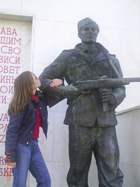 Ges pa te vojak