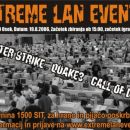 Flyer Extreme Lan Eventa 2