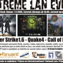 Flyer Extreme Lan Eventa 1