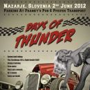 Days of thunder 2012