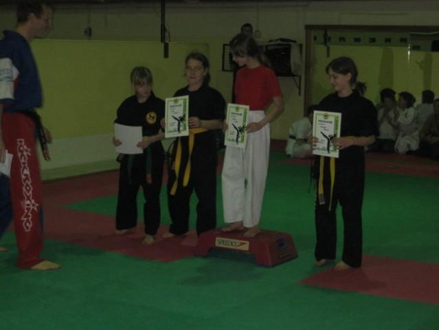 1. klubski turnir v 2008 - foto